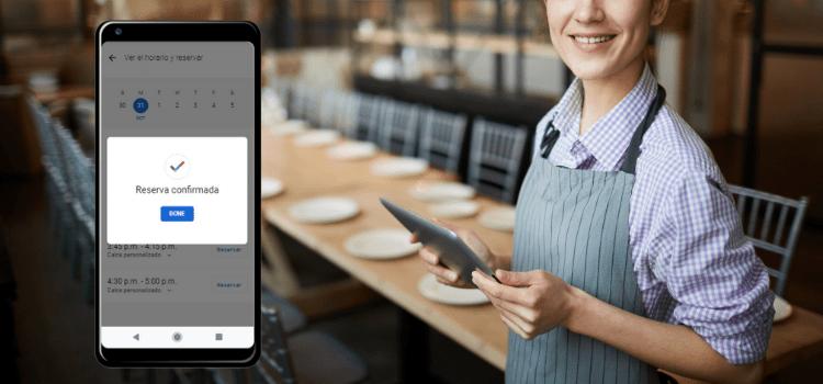 Seo local y Google My Business para restaurantes